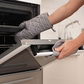 Oven Repair In Charlotte Nc With The Plaza Appliance